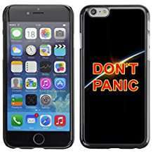 DIY Halloween Costume Idea - Don't Panic Cover