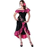 DIY Halloween Costume Idea - Flamenco Dress