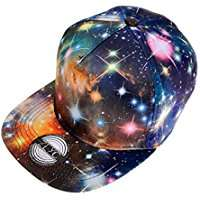 DIY Halloween Costume Idea - Galaxy Cap