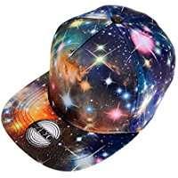 DIY Halloween Costume Idea - Galaxy Cap