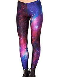 DIY Halloween Costume Idea - Galaxy Leggings