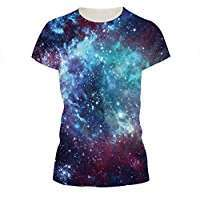 DIY Halloween Costume Idea - Galaxy Shirt