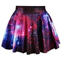 DIY Halloween Costume Idea - Galaxy Skirt