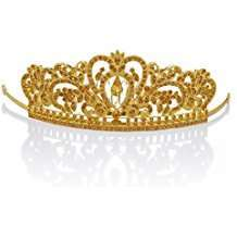 DIY Halloween Costume Idea - Golden Diadem