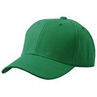 DIY Halloween Costume Idea - Green Cap