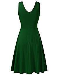 DIY Halloween Costume Idea - Green Dress