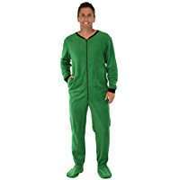 DIY Halloween Costume Idea - Green Onesie