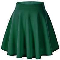 DIY Halloween Costume Idea - Green Skirt