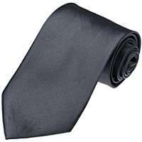 DIY Halloween Costume Idea - Grey Tie
