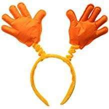 DIY Halloween Costume Idea - Hand Boppers