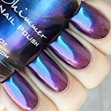 DIY Halloween Costume Idea - Hologram Nail Polish