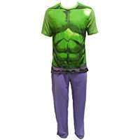 DIY Halloween Costume Idea - Hulk Pyjamas