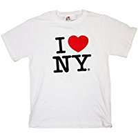 DIY Halloween Costume Idea - I love NY Shirt