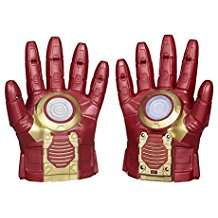 DIY Halloween Costume Idea - Ironman Gloves