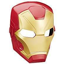 DIY Halloween Costume Idea - Ironman Mask