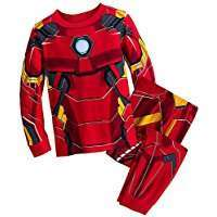 DIY Halloween Costume Idea - Ironman Pyjama