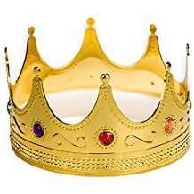 DIY Halloween Costume Idea - Kings Crown