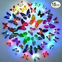 DIY Halloween Costume Idea - LED Butterflies