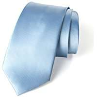 DIY Halloween Costume Idea - Light Blue Tie