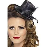 DIY Halloween Costume Idea - Mini Top Hat