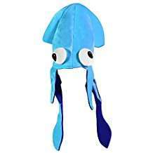 DIY Halloween Costume Idea - Octopus Hat