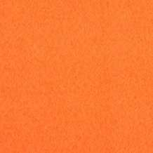 DIY Halloween Costume Idea - Orange Fleece