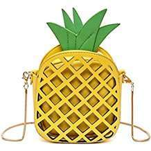 DIY Halloween Costume Idea - Pineapple Bag