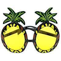 DIY Halloween Costume Idea - Pineapple Glasses