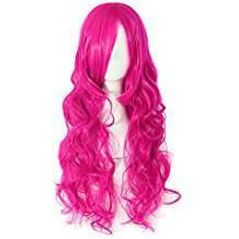 DIY Halloween Costume Idea - Pink Wig
