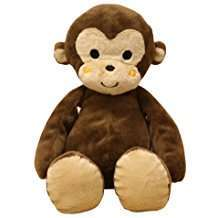 DIY Halloween Costume Idea - Plush Monkey