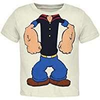 DIY Halloween Costume Idea - Popeye Shirt