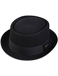 DIY Halloween Costume Idea - Pork Pie Hat