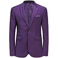 DIY Halloween Costume Idea - Purple Blazer