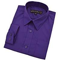 DIY Halloween Costume Idea - Purple Button Down Shirts