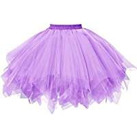 DIY Halloween Costume Idea - Purple Tutu