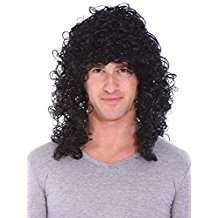 DIY Halloween Costume Idea - Rambo Wig