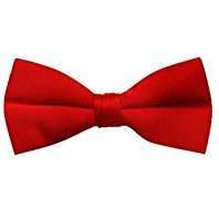 DIY Halloween Costume Idea - Red Bow Tie