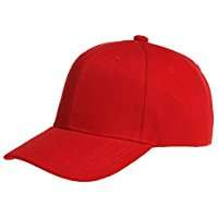 DIY Halloween Costume Idea - Red Cap