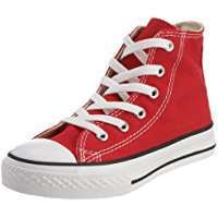 DIY Halloween Costume Idea - Red Chucks