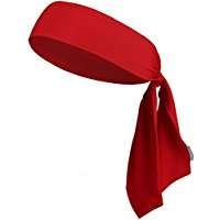 DIY Halloween Costume Idea - Red Head Tie