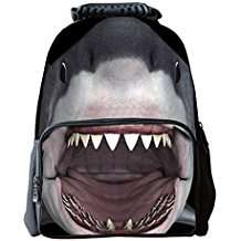 DIY Halloween Costume Idea - Shark Bag