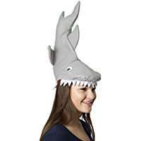 DIY Halloween Costume Idea - Shark Hat