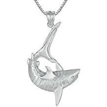 DIY Halloween Costume Idea - Shark Pendant