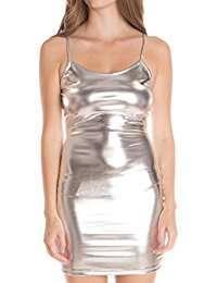 DIY Halloween Costume Idea - Silver Dresses