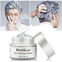 DIY Halloween Costume Idea - Silver Hair Spray