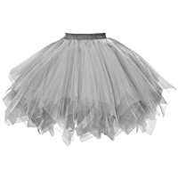 DIY Halloween Costume Idea - Silver Tutu