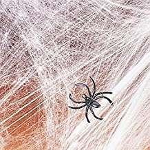 DIY Halloween Costume Idea - Spiderwebs
