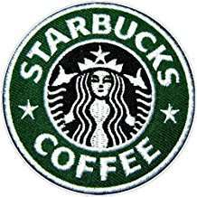 DIY Halloween Costume Idea - Starbucks Patch