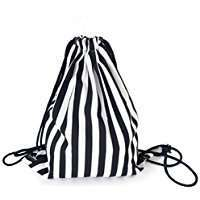 DIY Halloween Costume Idea - Striped Bag