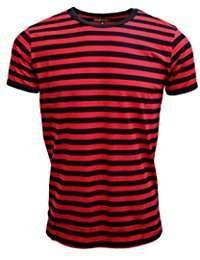 DIY Halloween Costume Idea - Striped Shirt